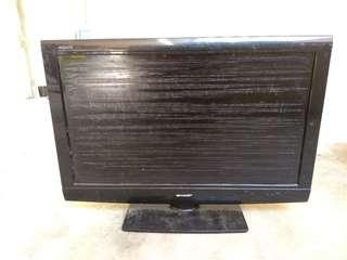 SHARP 32 INCH LCD TV - LCD ROSAK