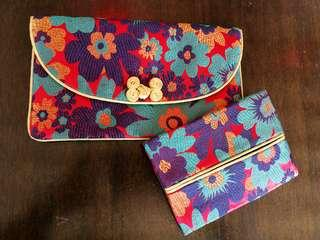 Chinese style soft clutch/case