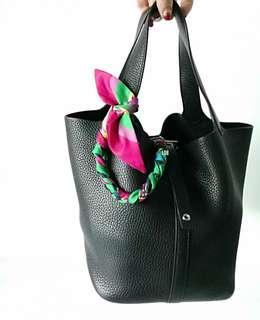 Authentic Hermès Picotin 22 Black