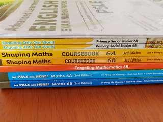 Free to quote p6 shaping maths, targeting maths. Social studies 6B. Free MY pals are here
