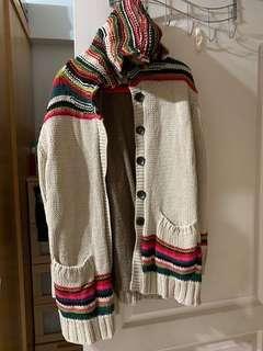 🚚 毛線外套