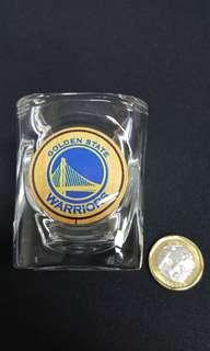 Nba warrior glass ware