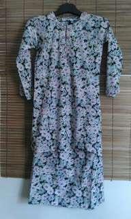 REDUCED PRICE (OR RM40) Baju Kurung 7-8 Tahun