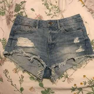 Size 4 H&M Shorts