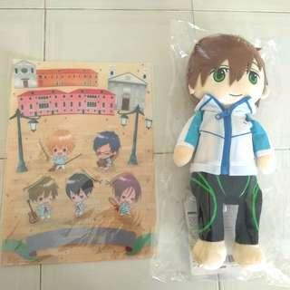 Free! iwatobi swim club anime merchandise