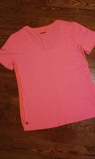 Lululemon short-sleeve top - size 10
