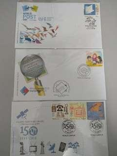 Assorted First Day Cover