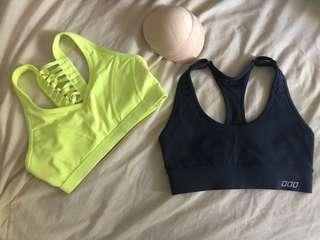 Lorna Jane xs sports bras worn once