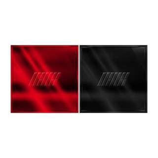 iKON Repackage Album THE NEW KIDS (Red / Black Ver)
