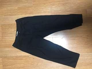 Smart pants black