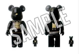 BTS JAPAN OFFICIAL FANCLUB BTS X BE@RBRICK