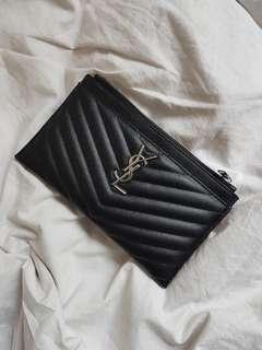 Genuine YSL pouch