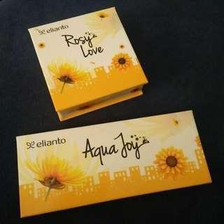 #CarousellFaster Elianto Aqua Joy and Rosy Love