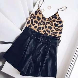 Brand New Leopard Print Cami