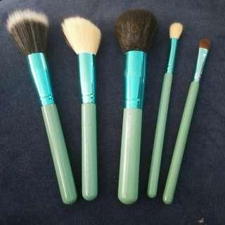Assorted Makeup Brush