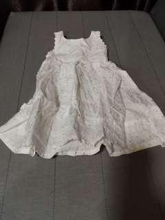 (Free NM)Used once Cotton On Girls Dress Size 1-2yrs old