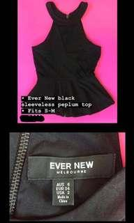 ever new black top