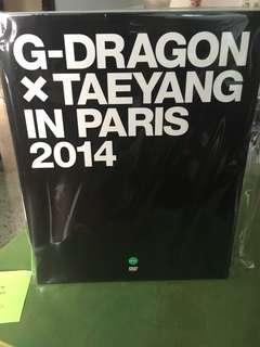 G-Dragon x Taeyang in Paris 2014