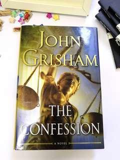 John Grisham - The Confession, Thriller, Legal English Novel