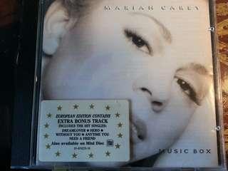 Mariah Carey CD-Hero & Without you