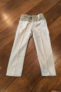 CHILDREN'S COTTON TROUSERS 3-4 YEARS (PONEY)