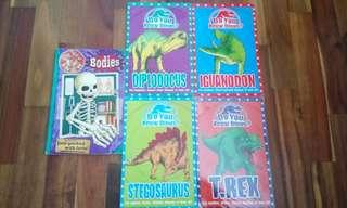Scholastic Do You Know Dinos?