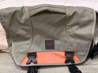 Samsonite Red Laptop Crossover Sling Bag
