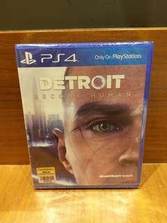 PS4 Detroit Become Human (New) #CNY888