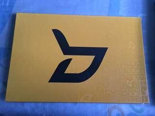 Block B Welcome To The Block Repackage