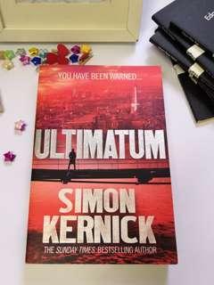 Simon Kernick - Ultimatum
