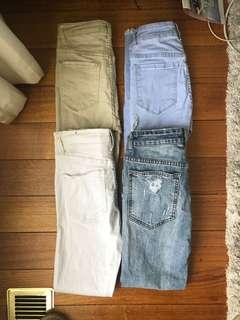 Jeans - Selling as a Set