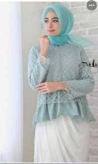 Mida square mint by pekgo apparel