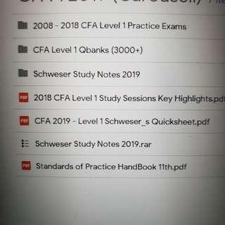 cfa 2019 | Textbooks | Carousell Singapore