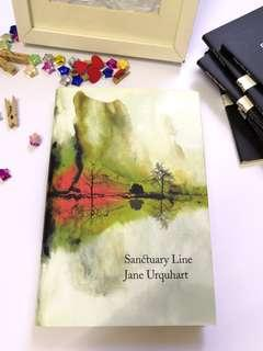 Jane Urquhart - Sanctuary Line