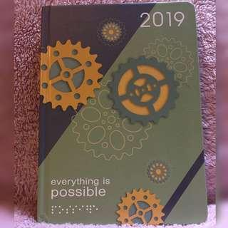 2019 Everything is Possible Planner