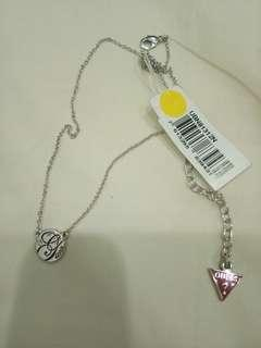 Guess coin necklace