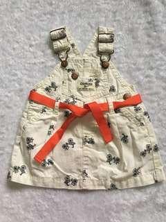 Jumper Skirt for 6mos