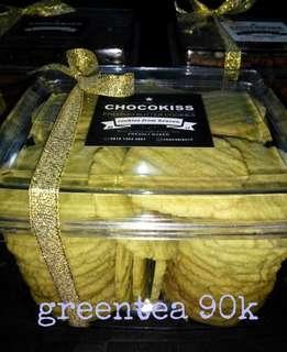 Green tea Choco chip