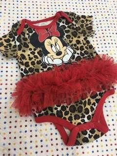 Minnie set 0-3mth