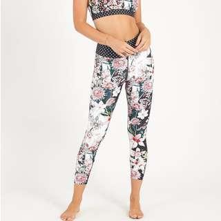 dharmabums yoga pants 7/8 highwaist
