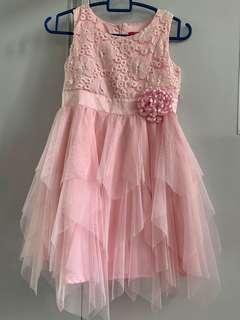 Barbie dress for CNY