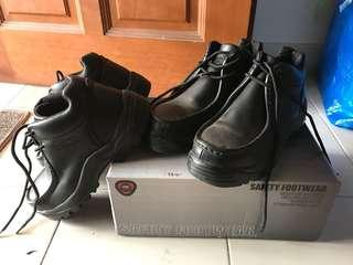 Iron Steel Safety Boots
