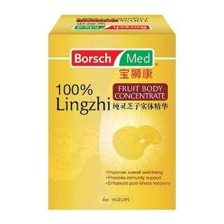 Borsch Med Lingzhi ( Fruit Body Concentrate )