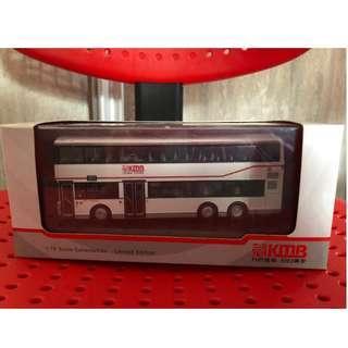 巴士模型 九巴 空調巴士263