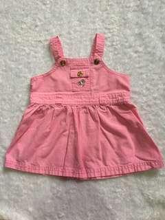 Pink Jumper Skirt