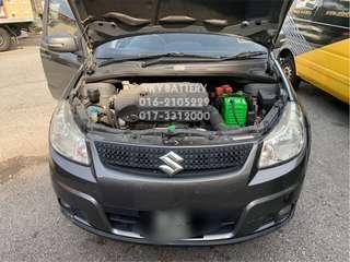 Kereta Bateri Suzuki SX4 , Amaron Go NS60ST