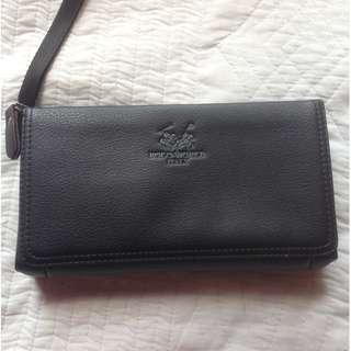 Authentic Polo World Italy Wallet / Purse