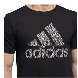 In Stock Adidas Men's GO-TO Tee BOS STATIC