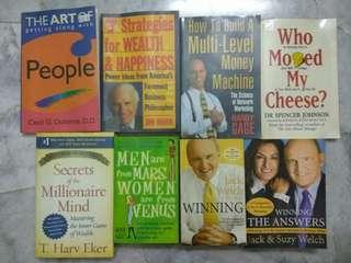 Self-Help Books #MFEB20