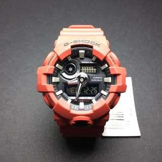 G-SHOCK GA-700-4ADR (RED)